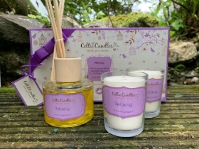 Celtic Candle Gift Set